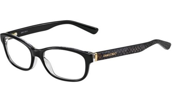 5be192d825f1 Jimmy Choo - Designer Glasses Boutique - Buy Glasses Online ...